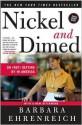 Nickel and Dimed - Barbara Ehrenreich
