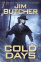 Cold Days (The Dresden Files, #14) - James Marsters, Jim Butcher