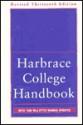 Harbrace College Handbook - John C. Hodges, Suzanne Strobeck Webb, Winifred Bryan Horner