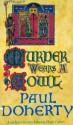 Murder Wears a Cowl (A Medieval Mystery Featuring Hugh Corbett) - Paul Doherty