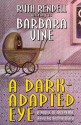 A Dark-Adapted Eye (Cassette) - Barbara Vine, Ruth Rendell