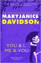 You and I, Me and You (Cadence Jones #3) - MaryJanice Davidson