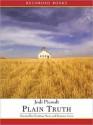 Plain Truth (MP3 Book) - Suzanne Toren, Christina Moore, Jodi Picoult