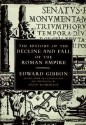 The History of the Decline and Fall of the Roman Empire (Allen Lane History, 3 Volume Set) (v. 1-3) - Edward Gibbon, David P. Womersley