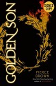 Golden Son Signed First Edition (January 6th 2015) (SIGNED COPY) - Pierce Brown