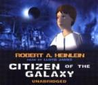 Citizen of the Galaxy (Audio) - Robert A. Heinlein