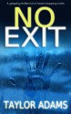 NO EXIT a gripping thriller full of heart-stopping twists - William Taylor Adams