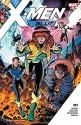 X-Men: Blue (2017-) #1 - Cullen Bunn, Jorge Molina, Matteo Buffagni, Arthur Adams