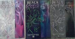 Black Orchid 1-3 - Dave McKean, Neil Gaiman