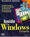 Inside Windows (Platinum Edition) - Jim Boyce, Forrest Houlette, Bruce Hallberg