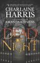 Dead of Night: Dancers in the Dark/The Devil's Footprints - Charlaine Harris, Amanda Stevens