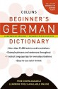 Collins Beginner's German Dictionary, 5e - HarperCollins, HarperCollins