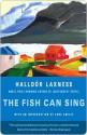 The Fish Can Sing - Halldór Laxness