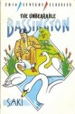 The Unbearable Bassington (Oxford Paperback Reference) - Saki, Joan Aiken