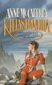 Killashandra - Anne McCaffrey, Michael Whelan