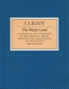 The Waste Land: Facsimile and transcript of the original drafts - Valerie Eliot, T.S. Eliot