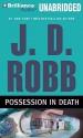Possession in Death (In Death, #31.5) - J.D. Robb, Susan Ericksen