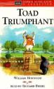 Toad Triumphant - William Horwood, Richard Briers