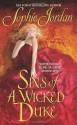 Sins of a Wicked Duke - Sophie Jordan