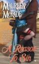 A Reason to Sin - Maureen McKade