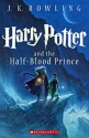 Harry Potter and the Half-Blood Prince - Mary GrandPré, Kazu Kibuishi, J.K. Rowling