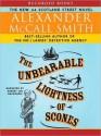 The Unbearable Lightness of Scones (44 Scotland Street Series #5) - Alexander McCall Smith, Ian MacKenzie Robert