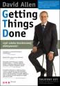 Getting Things Done czyli sztuka bezstresowej efektywności - David Allen, Marcin Kapela