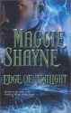 Edge Of Twilight (Wings in the Night, #10) - Maggie Shayne