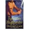 Forbidden Highlander (A Dark Sword Novel) - Donna Grant