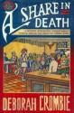 A Share In Death - Deborah Crombie