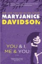 You and I, Me and You (Cadence Jones) - MaryJanice Davidson