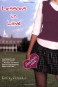 Lessons In Love - Emily Franklin