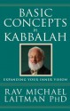 Basic Concepts in Kabbalah: Expanding Your Inner Vision - Michael Laitman