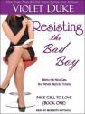 Resisting the Bad Boy - Violet Duke, Meredith Mitchell