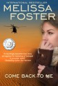 Come Back to Me - Melissa Foster