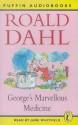 George's Marvellous Medicine: Unabridged (Puffin Audiobooks) - Roald Dahl