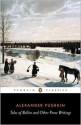 Tales of Belkin and Other Prose Writings - Alexander Pushkin, Ronald Wilks, John Bayley