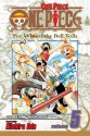 One Piece, Vol. 05: For Whom the Bell Tolls - Eiichiro Oda