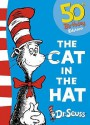 The Cat In The Hat. Green Back Book - Dr. Seuss