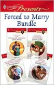 Forced to Marry Bundle - Sara Craven, Margaret Mayo, Daphne Clair, Christina Hollis