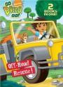 Off-Road Rescue!/Wave Rider! (Go, Diego, Go!) - Jason Fruchter, Aka Chikasawa, Golden Books