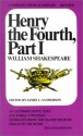 Henry the Fourth, part I - William Shakespeare