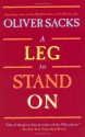 A Leg to Stand On - Oliver Sacks