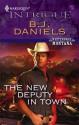 The New Deputy in Town - B.J. Daniels