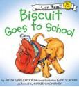 Biscuit Goes to School (Audio) - Alyssa Satin Capucilli, Pat Schories, Kathleen Mcinerney