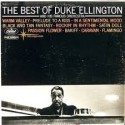 THE BEST OF DUKE ELLINGTON AND HIS FAMOUS ORCHESTRA - vinyl lp. WARM VALLEY - PRELUDE TO A KISS - IN A SENTIMENTAL MOOD - BLACK AND TAN FANTASY, AND OTHERS. - DUKE ELLINGTON