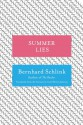 Summer Lies: Stories - Bernhard Schlink