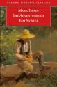 The Adventures of Tom Sawyer (World's Classics) - Mark Twain, Peter Stoneley