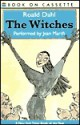 The Witches Audio: The Witches Audio (Audio) - Roald Dahl, Jean Marsh