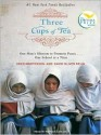 Three Cups of Tea (MP3 Book) - Greg Mortenson, David Relin